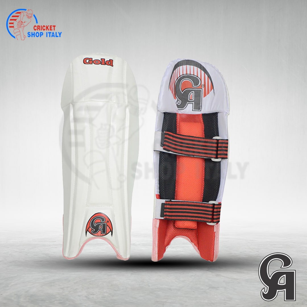 CA GOLD WICKET KEEPER PADS