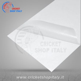 CLEAR CRICKET BAT PROTECTOR SHEET