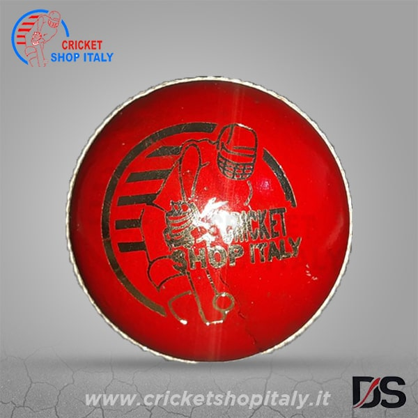 DS CRICKET BALL RED