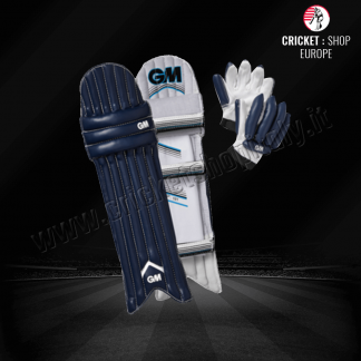GUNN & MOORE MINI SIZE PAD & GLOVES