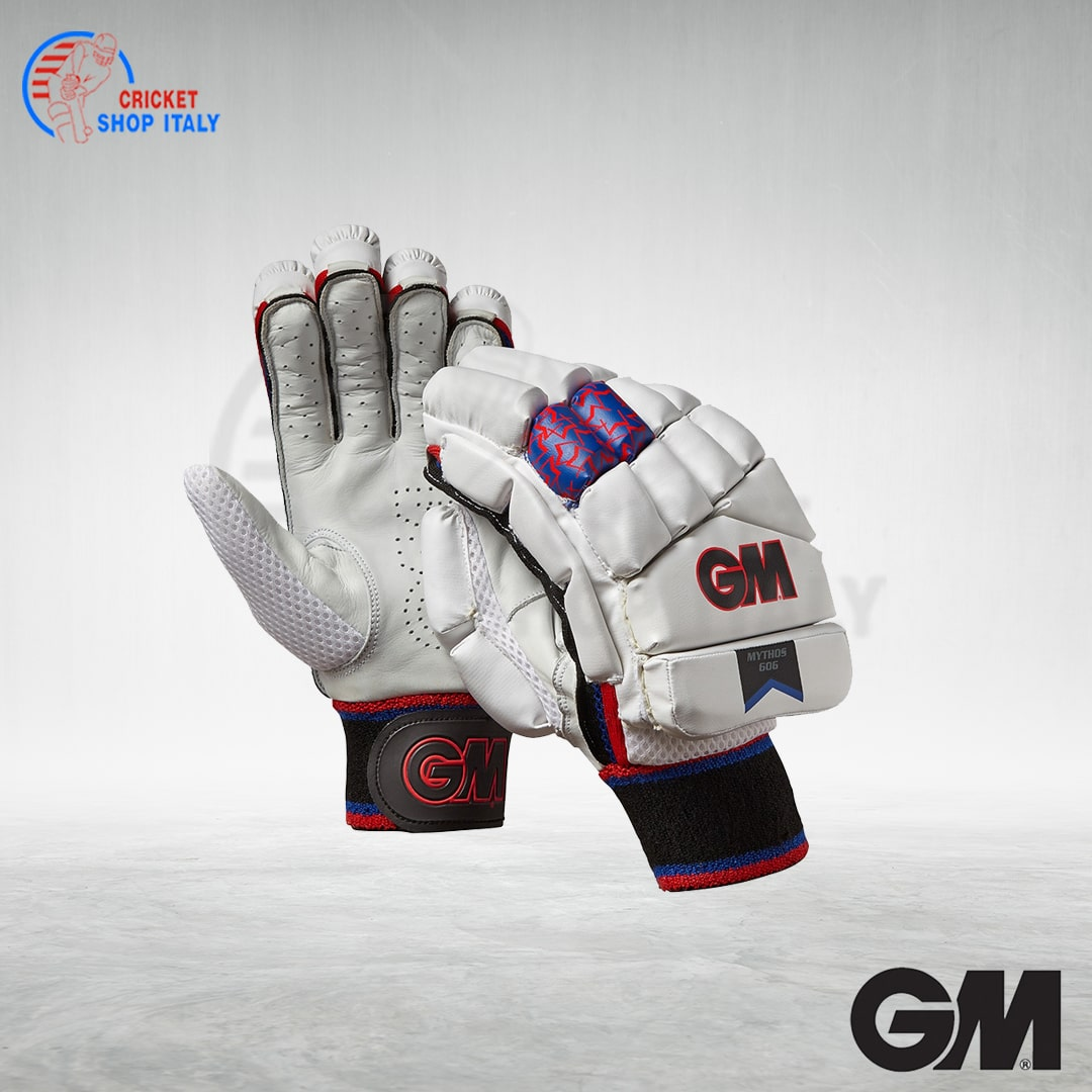 GUNN & MOORE MYTHOS 606 BATTING GLOVES 2021 YOUTH