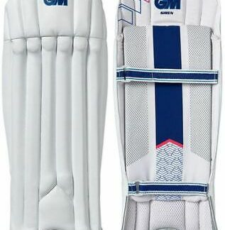 GUNN & MOORE SIREN WICKET KEEPING PADS YOUTH