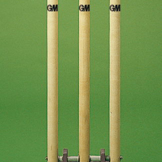 GUNN&MOORE SPRINGBACK STUMPS