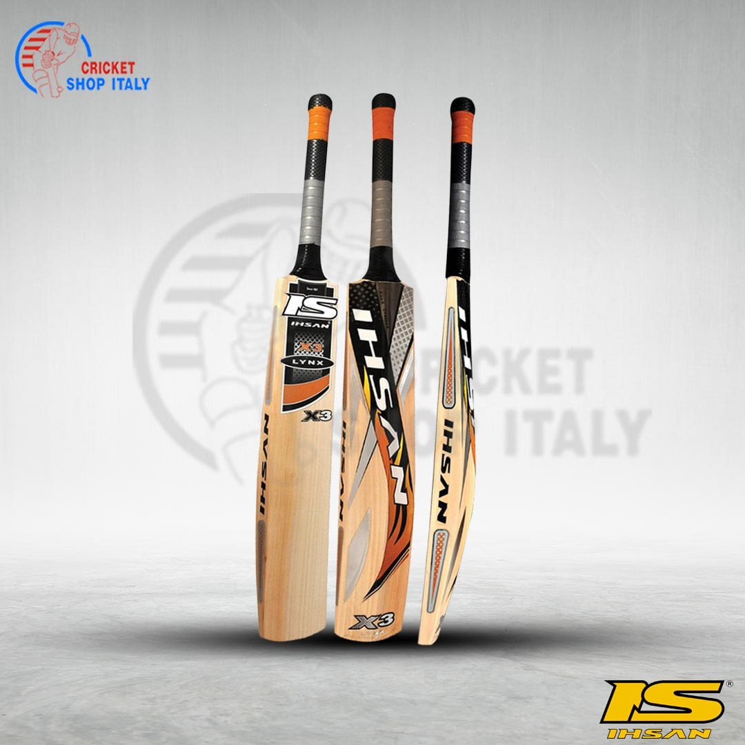 IHSAN LYNX X3 ENGLISH WILLOW CRICKET BAT