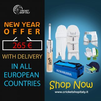 KOOKABURRA CRICKET SET GHOST MENS