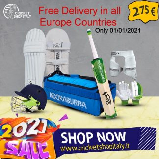 KOOKABURRA CRICKET SET LITE MENS