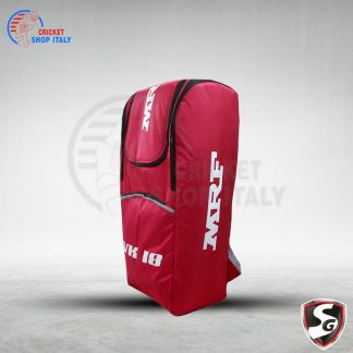 MRF VK 18 SHOULDER CRICKET KIT BAG RED