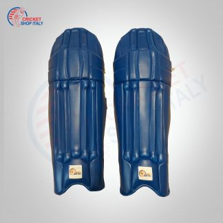 BLUE CRICKET BATTING PADS