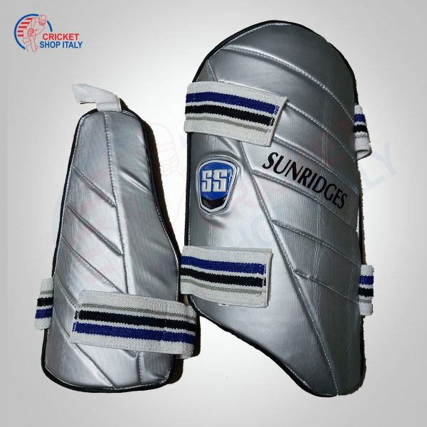 SS SUNRIDES THIGH PADS SILVER